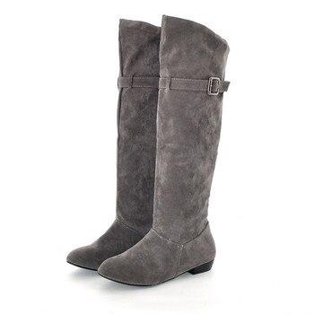realmente cómodo venta caliente online diseño innovador 016 Botas Mujer estilo muslo alto Mujer Botas femeninas Botas masculinas  Botas Zapatos Mujer Chaussure Zapatos Mujer 822