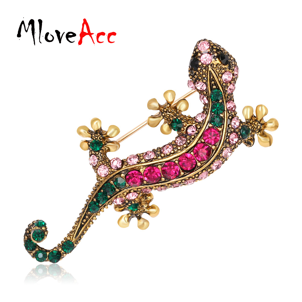 Online Shop for lizard brooch Wholesale with Best Price