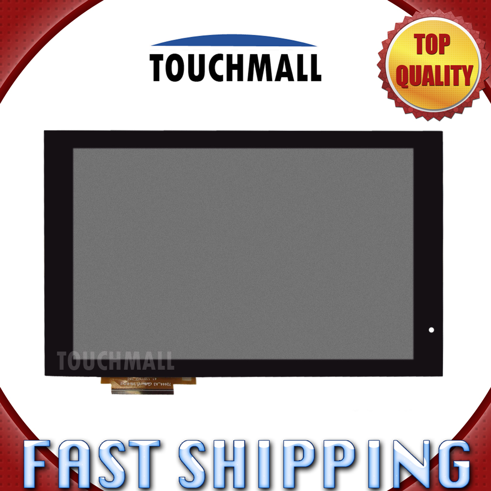 For Acer Iconia Tab A500 Replacement LCD Display Touch Screen Digitizer Glass Assembly 10.1-inch Black For Tablet new 5 black lcd display glass touch digitizer screen assembly for acer liquid z530 lte t02 replacement