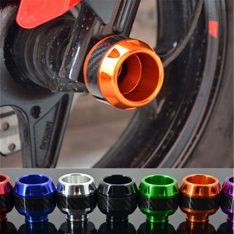 racing motocross front frame sliders parts motorcycle crash pads anti collision Cap wheel falling protection moto sliders part