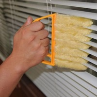 Venetian Blind Cleaning Brush Home Garden Household Merchandises Household Cleaning Brushes