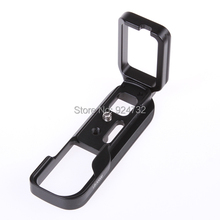 LB-A5000 Metal Quick Release QR L-Plate Bracket Grip For Sony a5000 A5000 Camera