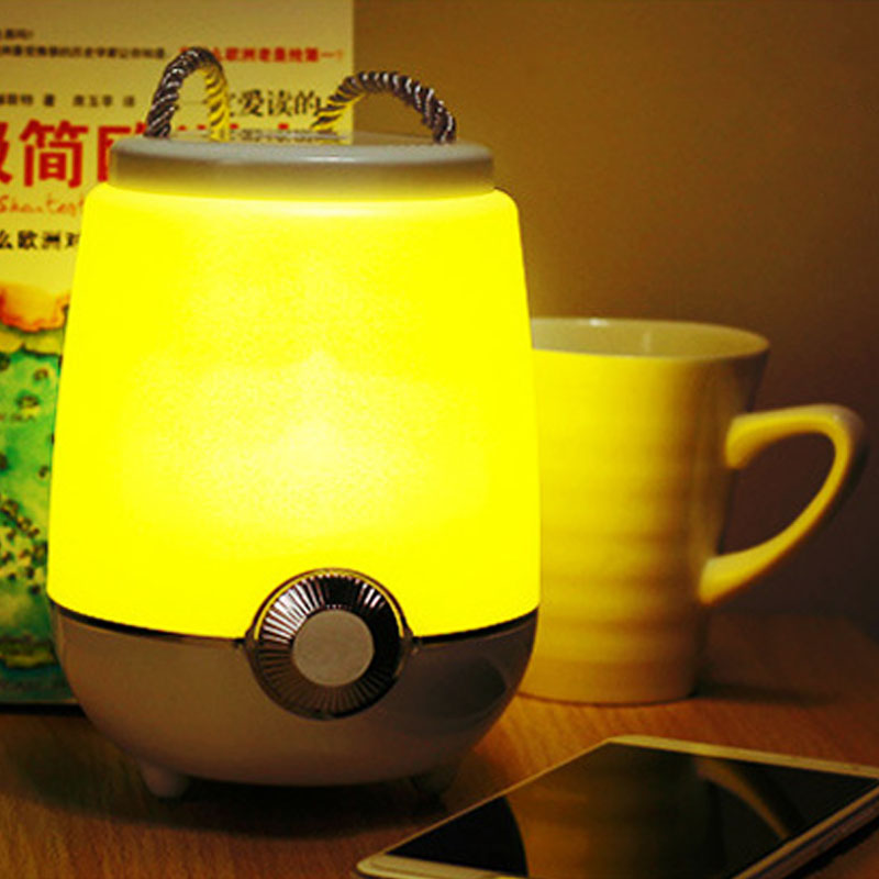 Adjustable novelty lights Bluetooth Audio led night light  Rechargeable Touch Table Lamp bedroom light Decorative lamp Best Gift ins hot novelty led rechargeable
