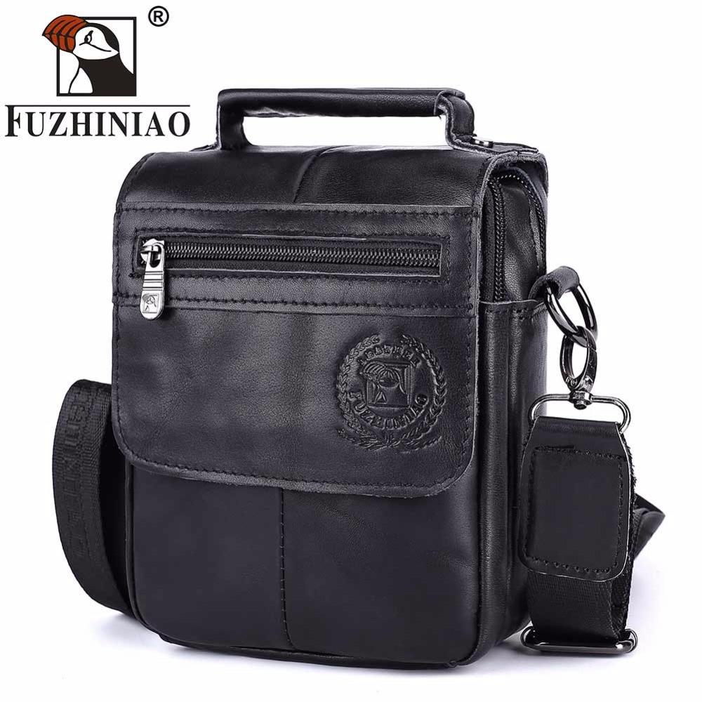 FUZHINIAO Design Men Travel Messenger Bag Men's Shoulder Bag Fashion High Quality Crossbody Small Black Zipper Male Clutch Sling trumpeter artwox 05325 warspite hms 1942 deck aw10074 wooden