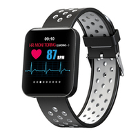 New Smart Bracelet Information Reminder Smart Photo All day Health Monitor Fitness Tracker Waterproof Bluetooth Watch PK fitbits