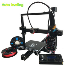 Auto level reprap HE3D EI3 Single Aluminium extruder prusa DIY 3d printer kit MKS v1.5 motherboard supporting multi filaments