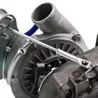 T04E Turbolader + Gusseisen Abgaskrümmer für BMW E36 2.5L 2.8L T3 flansch 92 99 4AN + Turbo bradied Öl Feed Inlien Linie Kit - 5
