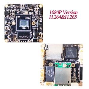 Image 2 - H.265 1080P 2MP HD 무선 보안 IP 네트워크 카메라 모듈 보드 Wifi 오디오 Onvif TF 카드 슬롯 최대 지원 64GB 720P / 960P