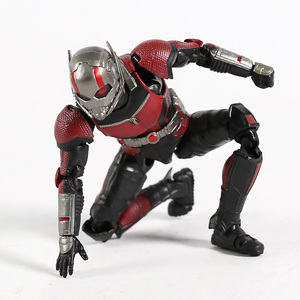 Image 3 - SHF Avengers 4 Endgame Ant Man nieskończoność wojna Antman Model postaci zabawka dla dzieci