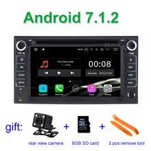 Android 7.1.2 Car DVD Player Radio for KIA SORENTO SPORTAGE SPECTRA SEDONA STAR CARNIVAL CEED CERATO CARENS with BT WiFi GPS