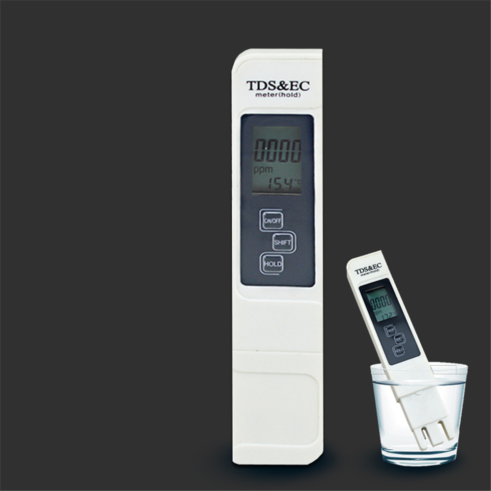 TDS Tester, EC meter, conductivity meter, water measurement tool for Water quality monitoring handheld water quality tester cond conductivity meter az 8301