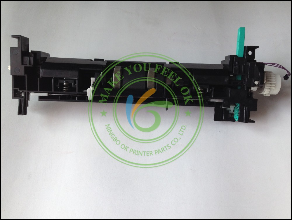 все цены на Genuine OEM Original USED for HP P3015D P3015DN P3015X Tray 2 Pickup Roller Assembly RM1-6268-000 RM1-6268 онлайн