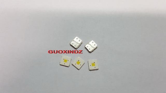 LUMENS rétro éclairage LED à puce mobile LED 2.4W 3V 3535 blanc froid 153LM pour SAMSUNG LED LCD rétro éclairage Application TV