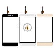 Черный Белый Передняя Стеклянная Линза + Сенсорный Экран Digitizer Для Hongmi 4А Redmi 4А Замена для Мобильного Телефона ЖК-Экран случае