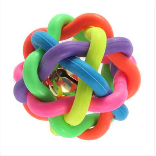 Toys For 0-24 Months Kids Hand Bell Rattle Little Loud Bells Ball Baby Toy Ball Born Toy Rattles Develop Intelligence Hot Sale