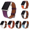 Single Tour Litchi Genuine Leather Band For Apple Watch Series 2 Strap For IWatch 1st Classic