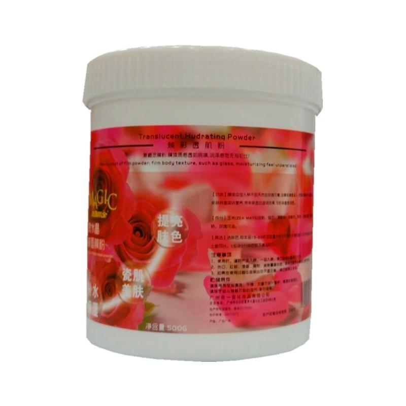 Crystal Rose Moisturizing transparent skin soft powder jelly gel petal mask powder 500g organic pure royal jelly powder lyophilized antiaging 1kilo 2 2lb 10 had 6 0%
