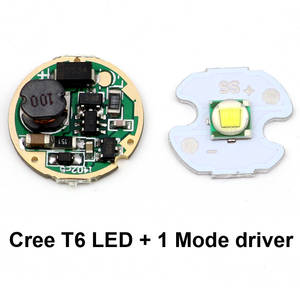 Brilliant Mode 6A Led Driver Circuit Board For 2 Or More Xml Bicycle Headlamp Wiring 101 Capemaxxcnl