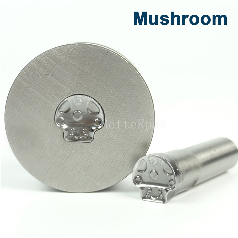 BateRpak Stamp Circlar Round Die Mold/ Mushroom cartoon Press Mold/Punch Die Mould/ press die TDP-0/1.5T/5T ha ha die mold manipulator accessories big big jig jig mold with a switch ha ha mold manipulator assembly