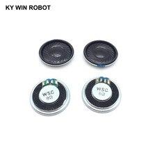 5pcs/lot New Ultra-thin Mini speaker 8 ohms 2 watt 2W 8R Diameter 26MM 2.6CM thickness 5MM