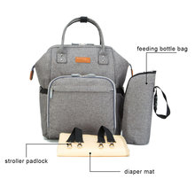 Mummy Maternity Nursing Diaper Bag