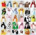 free shipping Animal Pajamas Adult Anime Cosplay Costume Unisex  winter  sleepwear