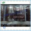 Após 450v470uf original novo rei k g batida inquérito 35x40 capacitores eletrolíticos especiais pro i por favor precisão: 20%