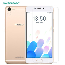 2 Pcs/lot Nillkin Model MEIZU E2 Display Protector 5.5inch Crystal Tremendous Clear Protecting Movie For MEIZU E2 M2 E M2E