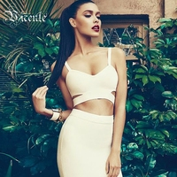 2017 New Free Shipping Chic Must Have Elegant Sexy Vneck Waist Cut Out Design Backless Wholesale