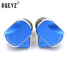 BQEYZ BQ3 3BA + 2DD гибридные наушники-вкладыши HIFI Bass Monito для бега спортивная Гарнитура наушники съемный кабель KC2  ZSN  AS10  V80