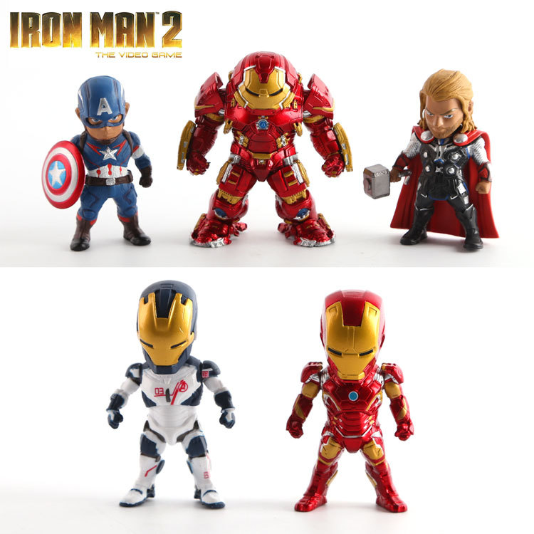 anime The Best Birthday gift for Children/Movie Fans Avengers Hulkbuster Iron man and Birthday Party gift tools set anime death note kira ryuuzaki cosplay clothing costumes chiffon cloak fans ouendan unisex clothes party wearing best gift