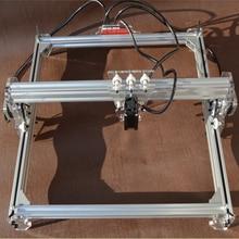 500 MW benbox DIY máquina de grabado láser, zona de trabajo 30*40 cm, pequeña máquina de grabado láser, máquina de corte de BRICOLAJE, soporte 8 idiomas