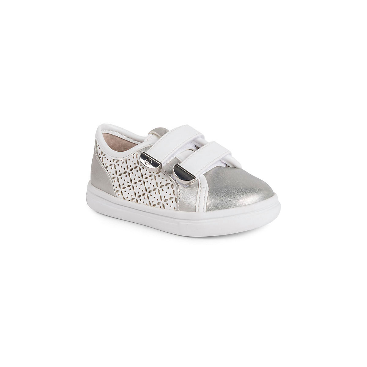 MAYORAL Kinderen Casual Schoenen 10642698 sneakers loopschoenen voor kinderen Zilver sport Meisjes PU