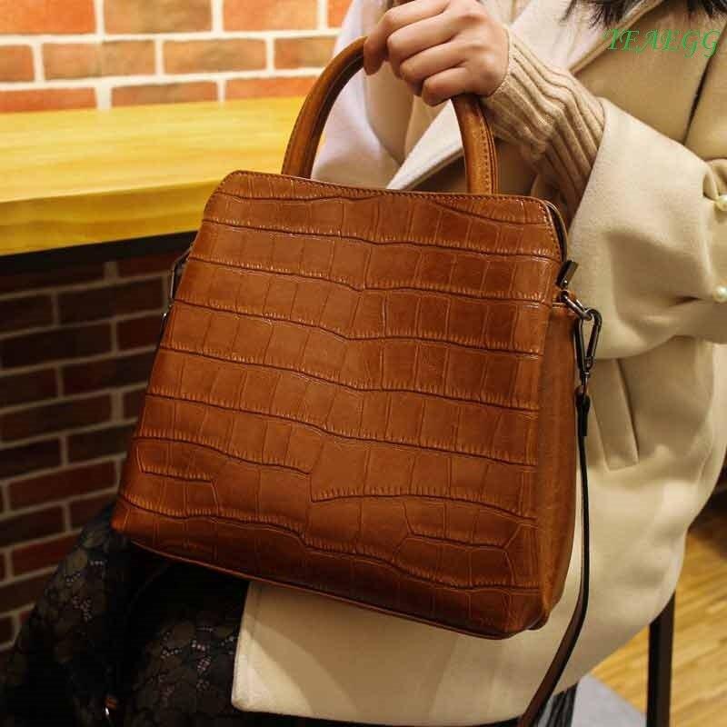 Dames Diagonal Paquet La Tendance D'épaule Sauvage Cuir Version Mode Portable Vachette De Nouvelle Coréenne 34jLqR5A