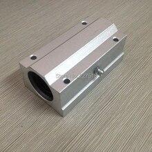 1 шт. SCS60LUU 60 мм линейная ось подшипник блок, подушка Bolck