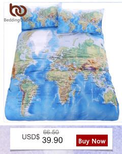 BeddingOutlet Blue Sherpa Throw Blanket World Map Vivid Printed - World map blanket