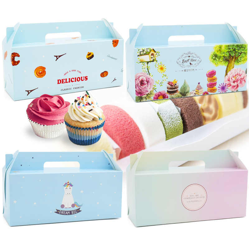 Happy Birthday - 100 pack Cupcakes Gift Card Holder