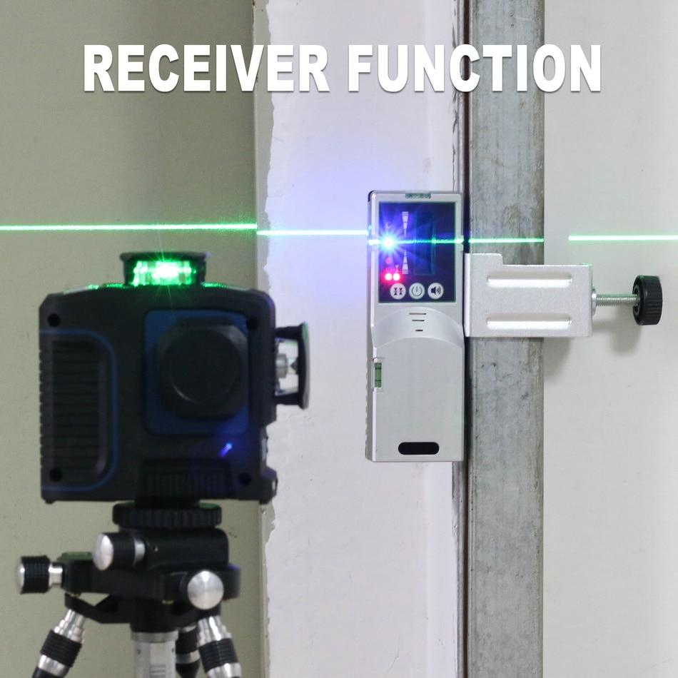 KaiTian Laser Level 360 Green Line 5