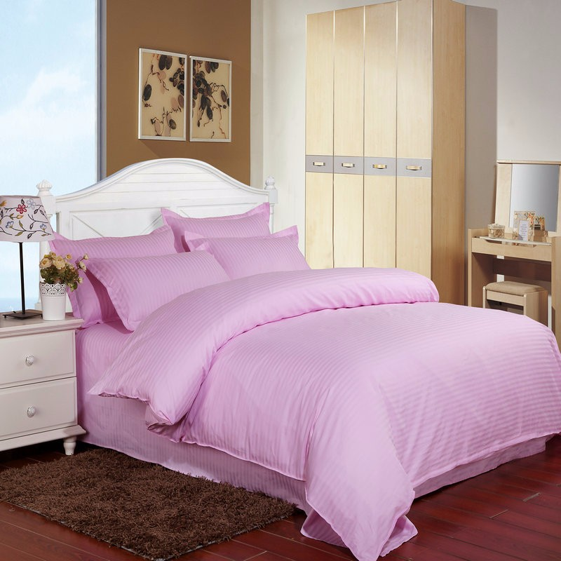 Cotton Satin striped bedding sets Best Children's Lighting & Home Decor Online Store