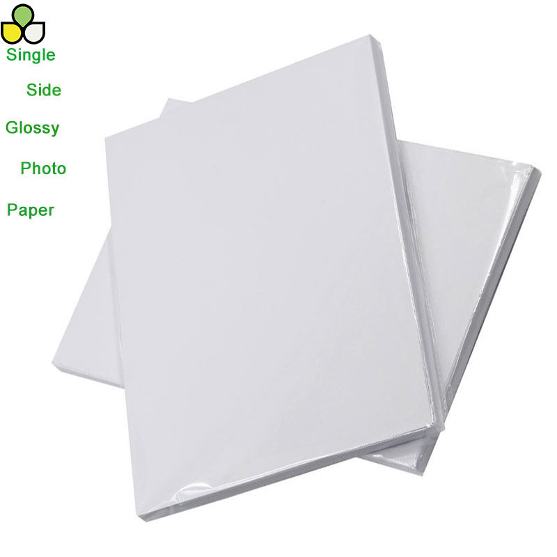 A3 180g 200g 230g 20 Sheets Per Pack Glossy Paper Work With Dye Ink