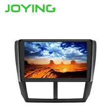 "JOYING HD 9 ""Schermo Multimedia Player 4 gb di RAM Octa core Android 8.1 Dell'automobile DVD GPS Navigator Radio per subaru Forester 2008-2012"