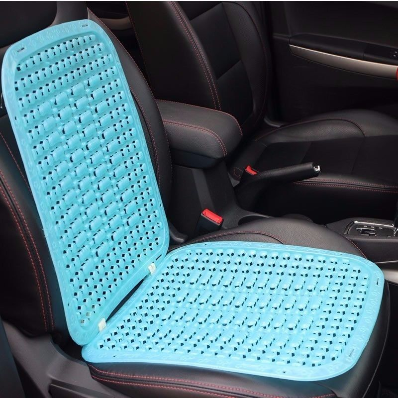 Summer Plastic Breathable Cool Car Seat Cushion Auto Minibus Home Chair Coverin Automobiles
