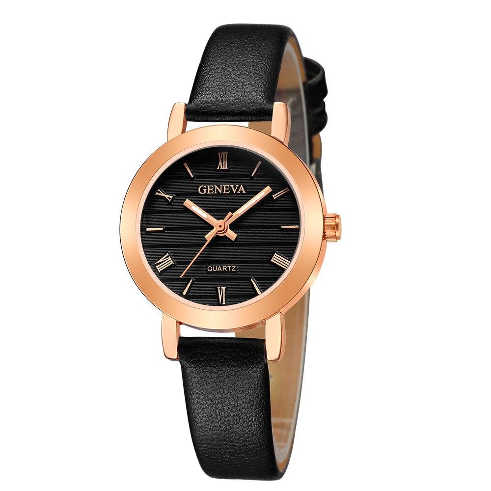 Ladies Women Watches New Elegant Multi-color Optional Quartz Analog WristWatch Multi-color Saat Horloges Vrouwen Orologio Donna