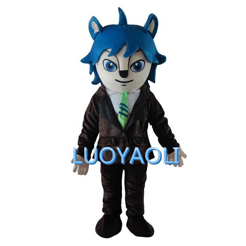 "Ben 10 Character Benjamin /""Ben/"" Kirby Tennyson Custom Mascot Costumes For Boys"