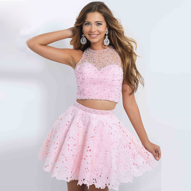 Popular Cheap Pink Homecoming Dresses-Buy Cheap Cheap Pink ...