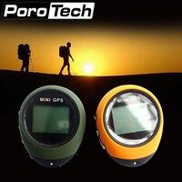 Keychain PG03 Portatile Mini di Navigazione GPS Locator Tracker con Compass Per Outdoor Viaggi sport Fidanzato fidanzata presente
