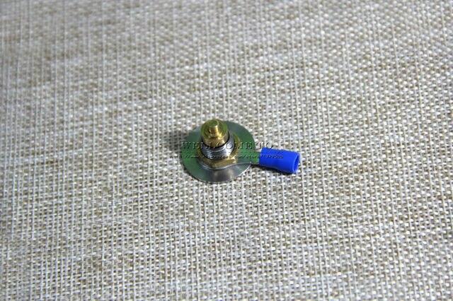 E-XY Ecig mod 510 DIY Connector Spring loaded 510 connector for Mech Mod E Cigarettes VV Mods Vape Mod 3
