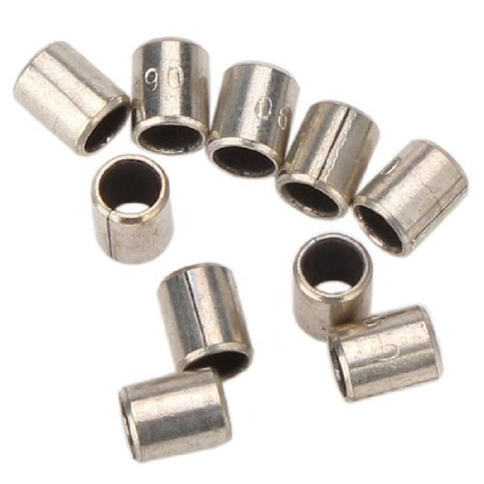 10pcs SF-1 Wear-resisting Self Lubricating Composite Bearing Bushing Sleeve 6mm*8mm*10mm Wholesale литой диск replica legeartis mb81 8 5x20 5x112 et60 d66 6 sf