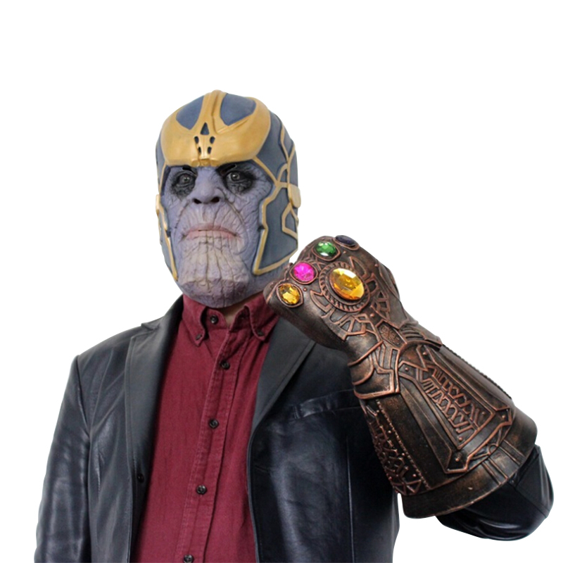 Thanos Infinity Gauntlet Avengers Infinity War Gloves