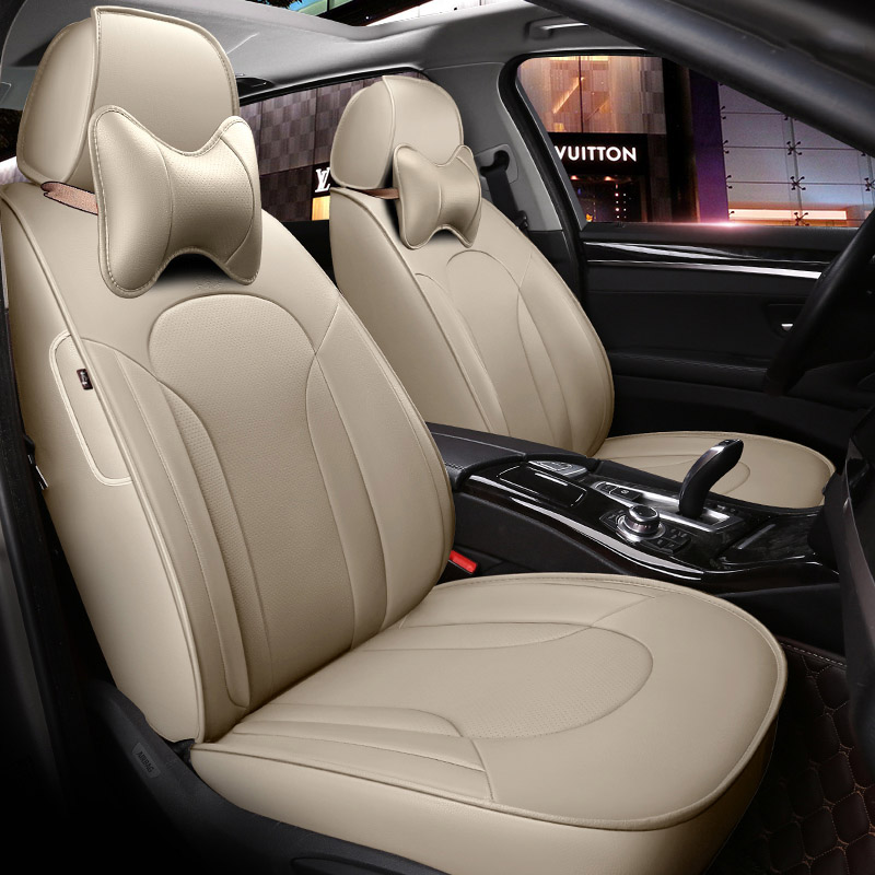 custom made leather car seat cover for kia soul cerato sportage optima rio sorento k2 k3 k4 k5. Black Bedroom Furniture Sets. Home Design Ideas